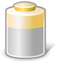 energy, battery, charge icon