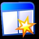 View bottom icon