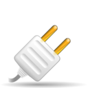 Actions network disconnect icon