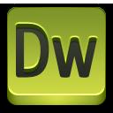 dw, adobe icon