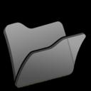 folder,black icon