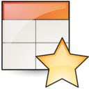 new, presentation, stock icon