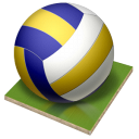 Px, Volleyball icon