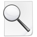 find, file, search icon