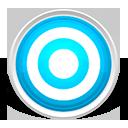 circle, round icon