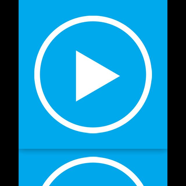windows, mirror, media, player icon