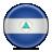 nicaragua, flag icon