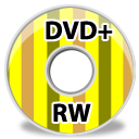 device dvd plus rw icon