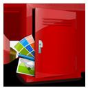Art, Locker, Supplies icon