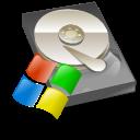 Filesystems hd windows icon