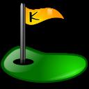 kolf,golf icon
