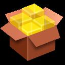 products, box, dropbox, modules icon
