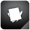 textedit,shadow icon