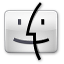 Dock Finder SNOW E icon