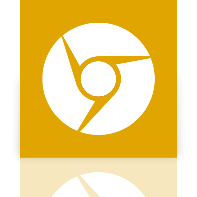 mirror, canary, google icon