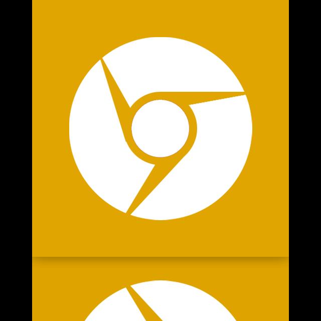 mirror, canary, google icon