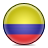flag, colombia icon
