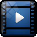 video, file icon
