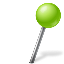ball, base, tv, right, chartreuse, map, marker icon