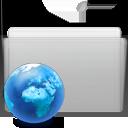 folder, graphite, site icon
