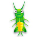 cricket,bug,insect icon