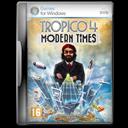 , Modern, Times, Tropico icon
