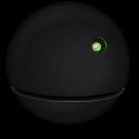 computer, green icon