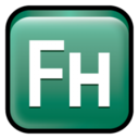 Adobe hand CS3 icon