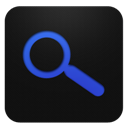 Blueberry, Search icon