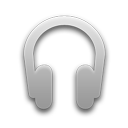 headset, headphone icon