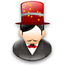 magician, magic icon