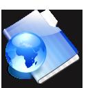 aqua,site icon