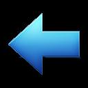 prev, arrow, left, backward, previous, back icon