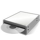 disk, save, cd, drive, disc icon