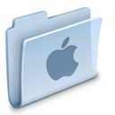 apple,folder icon