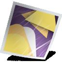 gnome, gif, image, mime icon