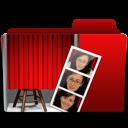 photobooth, folder icon