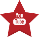youtube, tube, socal, stat, video icon