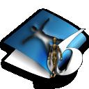 Poser 6 Folder icon