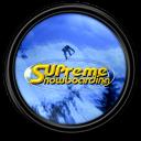 Supreme Snowboarding 1 icon