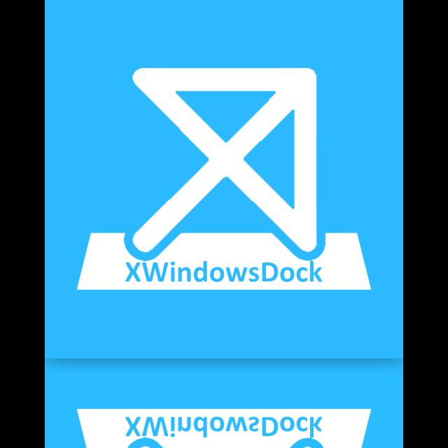 xwindows, mirror, dock icon