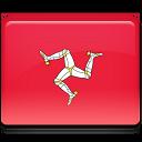 Isle of Man Flag icon