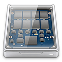 state, ssd, solid, disk icon