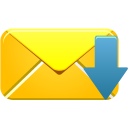 receive, email icon