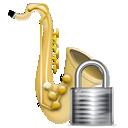 Folder, Lock icon