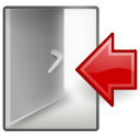 log, system, out icon