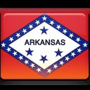 arkansas, flag icon