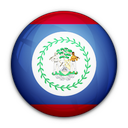of, flag, belize icon