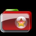Christmas Folder Star 3 icon