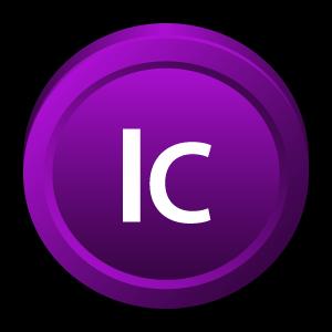 cs, incopy, adobe, badge icon